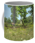 Antique Hayrake 1 Coffee Mug