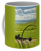 Antique Rake Coffee Mug