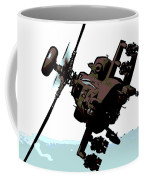 Apache Preparing To Attack Coffee Mug