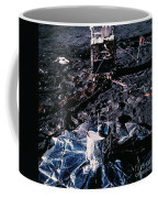 Apollo 14 Lunar Experiments Coffee Mug