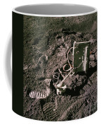 Apollo 15 Lunar Experiment Coffee Mug