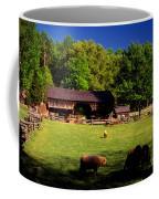 Appalachian Barn Yard Coffee Mug