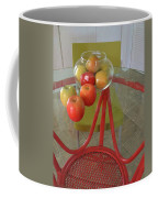 Apples In The Kitchen Coffee Mug