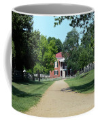 Appomattox County Court House 2 Coffee Mug