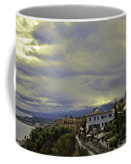 Approaching Storm - Sicily Coffee Mug