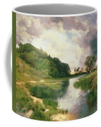 Approaching Storm Coffee Mug by Thomas Moran