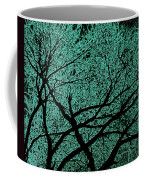 Aqua Scrub Coffee Mug