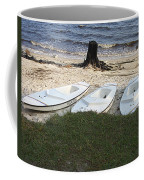 Aquafinn On River Bank Coffee Mug