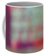 Aquapinkredpurple Coffee Mug