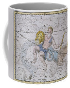 Aquarius And Capricorn Coffee Mug by A Jamieson