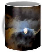 Aquarius Full Moon Coffee Mug
