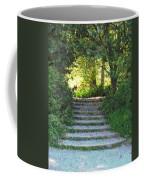 Arboretum Steps Coffee Mug