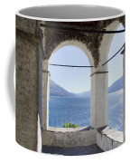 Arch And Lake Coffee Mug