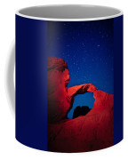 Arch In Red And Blue Coffee Mug