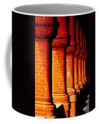 Archaic Columns Coffee Mug by Karen Wiles