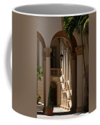 Arches And Columns At The Biltmore Hotel Coffee Mug