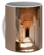 Arches And Shadows Coffee Mug