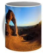 Arches Starburst Coffee Mug