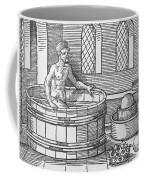 Archimedes And Hydrostatics Coffee Mug