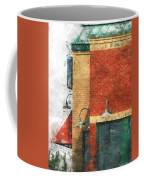 Arcitecture  Painted Effect Coffee Mug