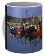 Ardglass, Co Down, Ireland Fishing Coffee Mug