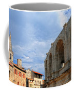 Arena In Arle Provence France Coffee Mug