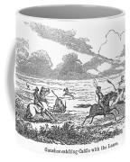 Argentina: Gauchos, 1853 Coffee Mug