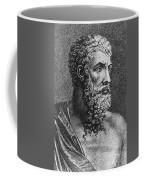 Aristophanes, Ancient Greek Playwright Coffee Mug