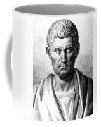 Aristotle, Ancient Greek Polymath Coffee Mug by Science Source