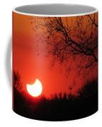 Arizona Eclipse At Sunset Coffee Mug