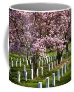 Arlington Cherry Trees Coffee Mug