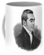 Arnold Buffum (1782-1859) Coffee Mug