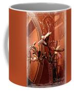 Arrangement In Mirror Coffee Mug
