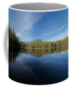 Arrow At Summit Lake Coffee Mug