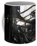 Arson Is Never Very Pretty Coffee Mug