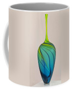 Art Glass Coffee Mug
