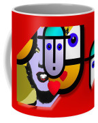Art Lover Revisited Coffee Mug