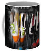 Art Shoes Coffee Mug