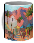 Art Under The Umbrellas Coffee Mug