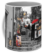 Artful Bistro Coffee Mug
