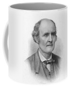 Arthur Cayley, English Mathematician Coffee Mug