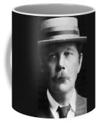 Arthur Conan Doyle, Scottish Author Coffee Mug