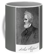 Arthur Tappan (1786-1865) Coffee Mug