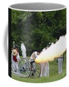 Artillery Demonstration Coffee Mug