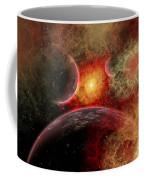 Artist Concept Illustrating The Stellar Coffee Mug