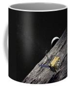 Artist Concept Of The Lunar Coffee Mug