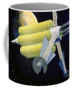 Artist Rendering Of A Large Plasma Coffee Mug
