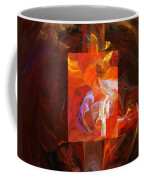 Artist World View Coffee Mug