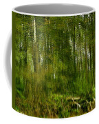 Artistic Water Reflections Coffee Mug