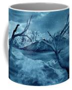 Artists Concept Of A Dangerous Snow Coffee Mug by Mark Stevenson